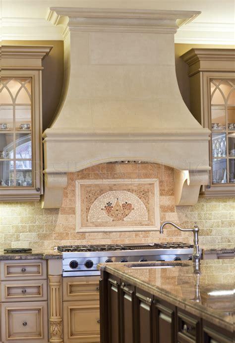 custom kitchen hoods toronto designer decorative stone