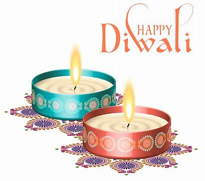Clipart Diwali Happy Candles Clip Cliparts Nice