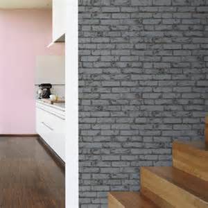 Papier Peint Brique Grise Chicago by Papier Peint Intiss 233 D 233 Cor 233 Briques Gris D 233 Cor Discount