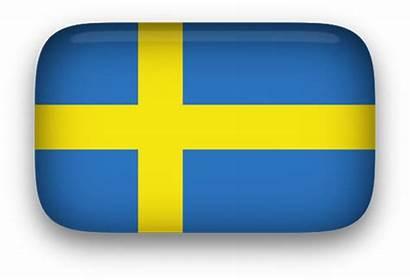 Flag Sweden Swedish Clipart Animated Flags Svenska