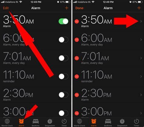change alarm sound iphone how to customize and change iphone alarm clock ringtone