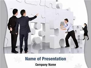 team building puzzle powerpoint templates team building With team building powerpoint presentation templates