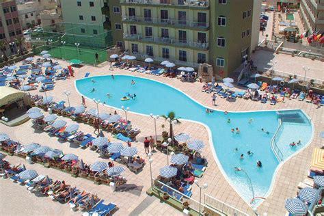chambre deauville séjour à malte hôtel topaz 3 à bugibba 8 jours salaün