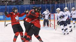 Canada defeats U.S. to remain perfect in Olympic women's ...