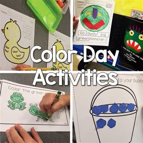 kindergarten color days 948 | colorday
