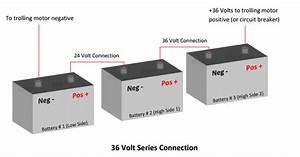 28 36 Volt Trolling Motor Battery Diagram