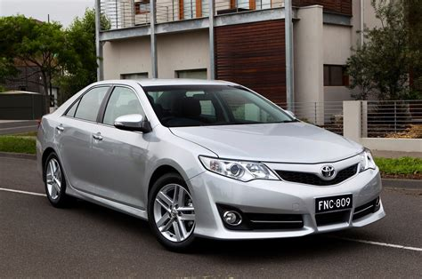 2012 Toyota Camry Specs by Toyota Camry Review Photos Caradvice