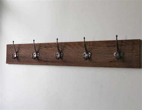 Coat Hooks Wall Mounted B&Q : Coat Hooks Wall Mounted