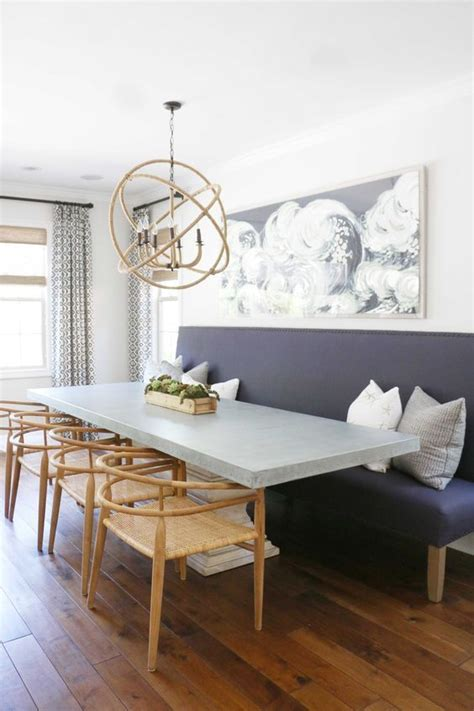 beautiful kitchen nooks  banquette seating dining