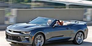 2016 Chevrolet Camaro Ss Convertible Test  U2013 Review  U2013 Car