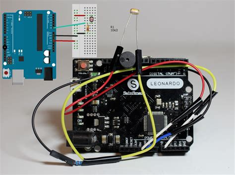 How Build Simple Laser Tripwire Alarm System For Your