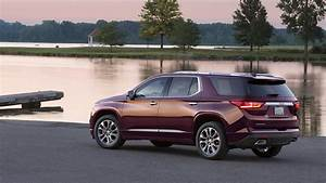 The 2018 Chevy Traverse Is Peak Crossover Suv