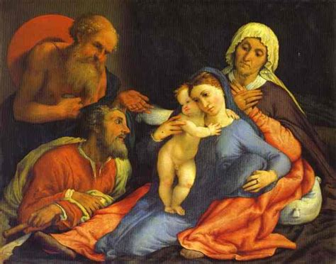 Madonna Con Bambino E S . Jerome , Cattedrale Di St