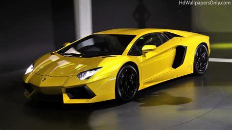 Lamborghini Aventador Yellow Wallpaper Johnywheelscom