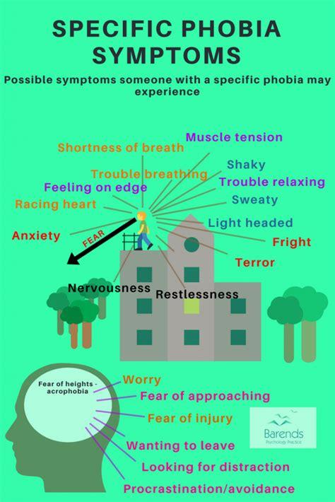 coping  phobias tips  exercises  cope