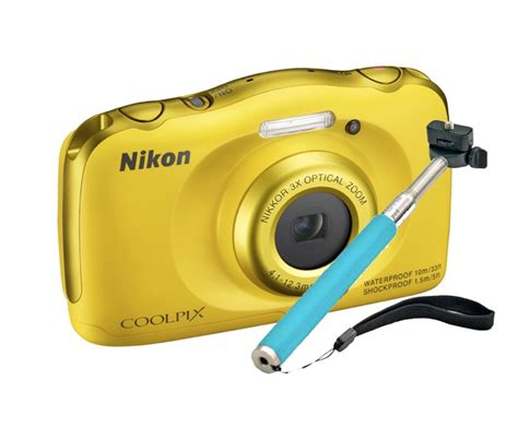 coolpix s33 sle images nikon coolpix s33 waterproof digital 13mp selfie Nikon
