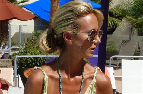 Free The Nipple Lady Victoria Hervey Suffers Celebrity