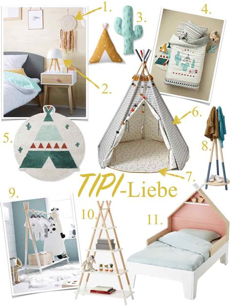 Kinderzimmer Tipi Vertbaudet by Kinderzimmer Ideen F 252 R Tipi Fans Und Weitere Favoriten