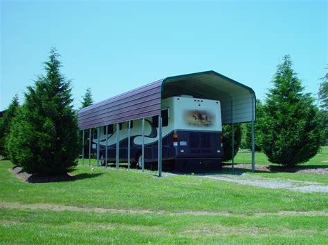 Rv Carport by Rv Carport Kits Steel Carports