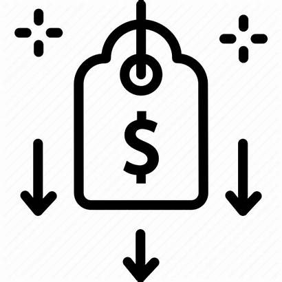 Cheap Icon Low Tag Label Icons Cut