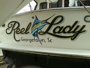 boat lettering stipes inc With boat lettering styles