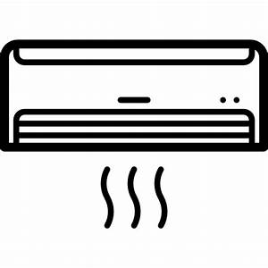 Air conditioner - Free technology icons