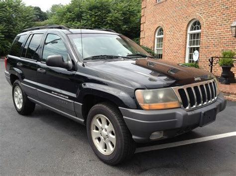 jeep grand cherokee tan purchase used 2001 jeep grand cherokee laredo 1 owner 98k