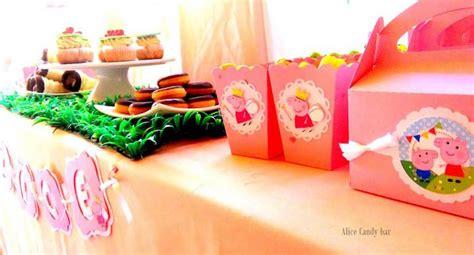 karas party ideas peppa pig princess birthday party