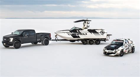 ken blocks  raptor powered boat