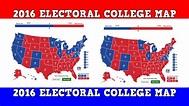 2016 Electoral Map Prediction - YouTube