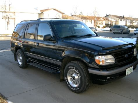 how to learn about cars 1998 ford explorer lane departure warning sor118 1998 ford explorer specs photos modification info at cardomain