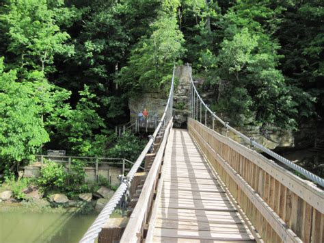 Trail 3 In Turkey Run State Park Is The Most Magical Hiking Trail In Indiana