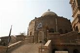 File:St. George, greek coptic church, Old Cairo, Egypt1 ...