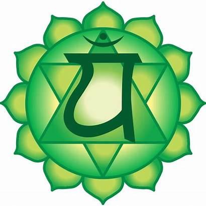 Chakra Heart Anahata Chakras Meditation Symbol 4th