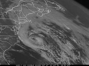 "Will Hurricane Sandy be the next ""Perfect Storm"