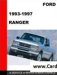 ford ranger  mazda pick ups haynes repair