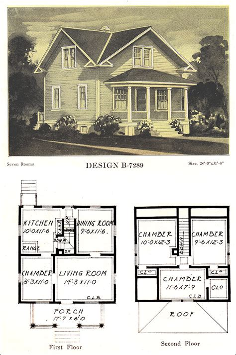 colonial cross gabled box early   vernacular home design