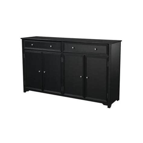 Home Decorators Collection Oxford 2drawer 60 In Buffet In