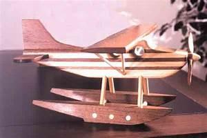 Wooden Toy Airplane free plan PDF download