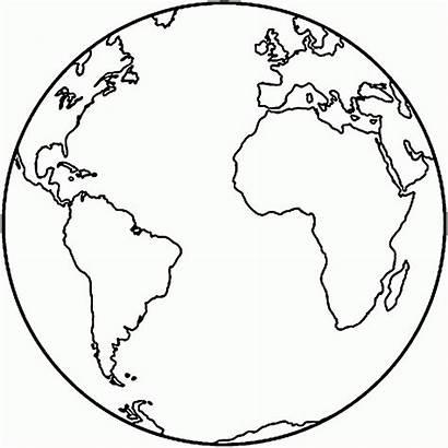 Globe Coloring 1024px 78kb 1024