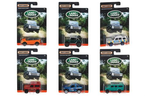 matchbox land rover matchbox land rover 2016 modelmatic