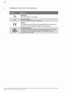 Surgical Light Hled Service Manual En