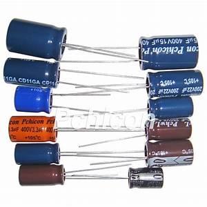 China Radial Type Electrolytic Capacitors