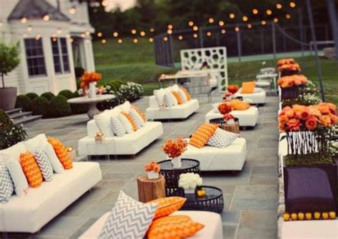 Outdoor Cocktail Party #decor  Parties Outside