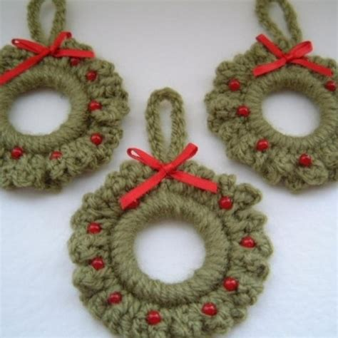 free christmas ornament crochet pattern christmas crafts