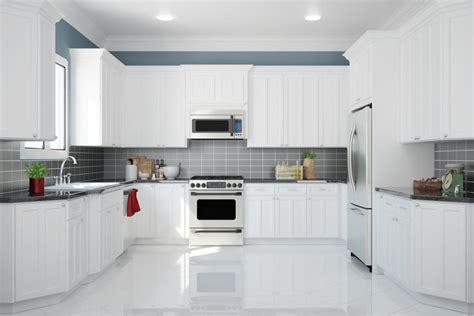 kitchen wall faucet 49 wonderful white bright kitchens interiorcharm