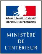 Résultat d'images pour logo ministere de l'interieur
