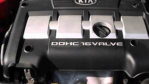 Kia Cerato 2005 1 6 16v Petrol Engine Code G4ed