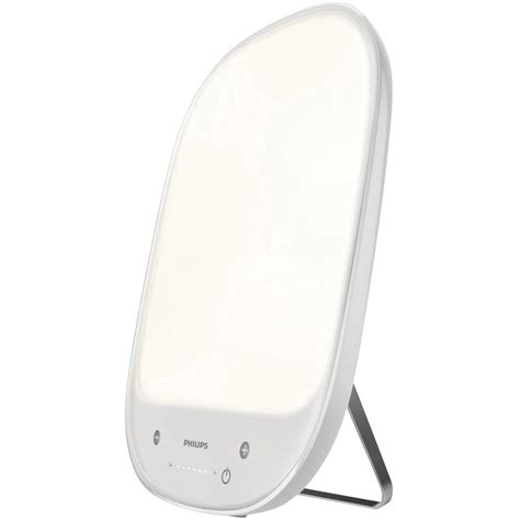 le de luminotherapie philips le de luminoth 233 rapie philips hf3419 01 blanc lumi 232 re du jour sur le site conrad