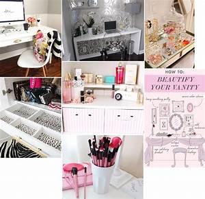 Rangement De Maquillage : lilia inspirations rangement maquillage et chambre 2 ~ Melissatoandfro.com Idées de Décoration